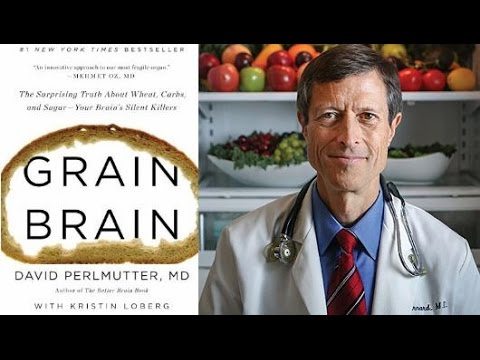 Dr Neal Barnard Discusses 'Grain Brain' & Alzheimer's