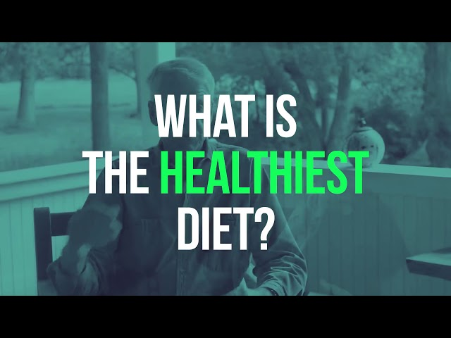 WHAT IS THE HEALTHIEST DIET?